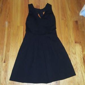 BR black dress